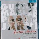 Gustav Mahler - Symphonies Nos. 7 & 8 - Blu-Ray