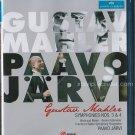 Gustav Mahler - Symphonies Nos. 3 & 4 - Blu-Ray