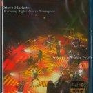 Steve Hackett - Wuthering Nights: Live in Birmingham - Blu-Ray