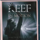 Reef: In Motion - Live from Hammersmith - Blu-Ray