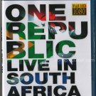 One Republic - Live In South Africa - Blu-Ray