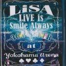 Lisa - Live is Smile Always - 364+Joker - at Yokohama Arena - Blu-Ray