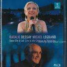 Natalie Dessay & Michel Legrand: Entre Elle & Lui – Live at the Château de Versailles - Blu-Ray