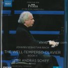 Johann Sebastian Bach - Das Wohltemperierte Klavier / The Well-Tempered Clavier Book 2 - Blu-Ray