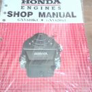Honda Engines Shop Service Manual GXV610K1 GXV620K1 61ZJ110 NOS in plastic