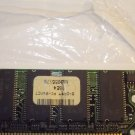 pair of PC 100 168 pin gold connectors 64MB each ram