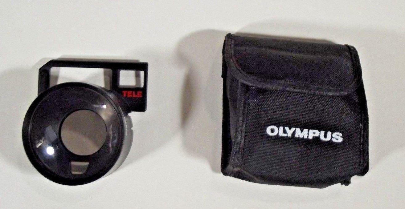 Olympus Teleconverter 1.3X Lens - Quick Shooter/ AFL-S