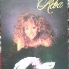 Reba 1992 On Tour Concert Program Country Music Star