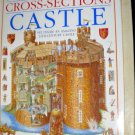 Stephen Biesty's Cross-Sections Castle (1994, Hardcover)