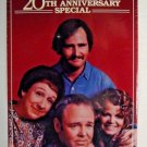 All In The Family  20th Anniversary Special   SEALED  1991  VINTAGE VHS Tape TV