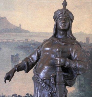 Xerxes the Great Persian King Bronze Sculpture