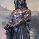 War God Odin Norse Mythology Bronze Sculpture