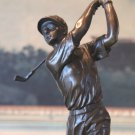 PGA Golfer Bronze Sculpture
