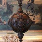 Victorian Style Royalty Bronze Urn