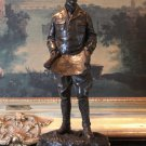 Theodore Roosevelt on Safari Bronze Sculpture