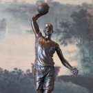 NBA Basketball Player Bronze Sculpture