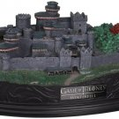 limited edition Game of Thrones Winterfell Castle Sculpture