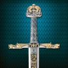 Deluxe Sword of Emperor Charlemagne by Marto of Toledo Spain Limited Edition