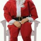 Animated Lifesize Rocking Chair Santa Claus Christmas Prop Decoration new