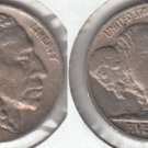 1935D XF 1935D BUFFALO NICKEL