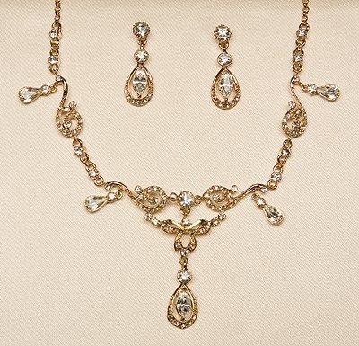 Bridal Jewelry Set (Style # 935)