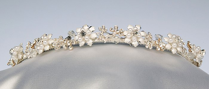 Jennifer Bridal Headpiece