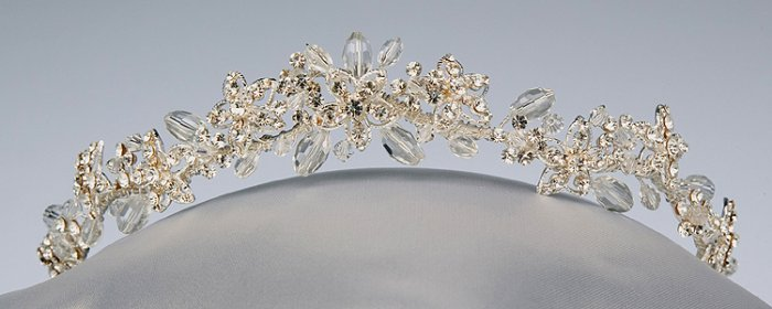Anna Bridal Headpiece