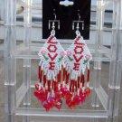 Handmade Love Valentine Earrings