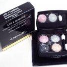 Chanel Quadra Eye Shadow #95 Sparkling Satins new in box