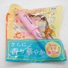 San X Rilakkuma Relax Bear Mini Ball Pen 2 red bag