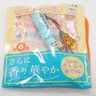 San X Rilakkuma Relax Bear Mini Ball Pen 1 blue bag