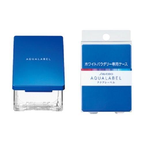 Shiseido Aqualabel White Powder Foundation Case