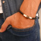 Men's Bracelet - Men's Beaded Bracelet - Men's Jewelry - Men's Gift - Boyfriend Gift