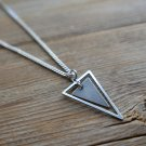 Men's Necklace - Men's Silver Necklace - Men's Jewelry - Men's Gift - Boyfriend Gift - Husband