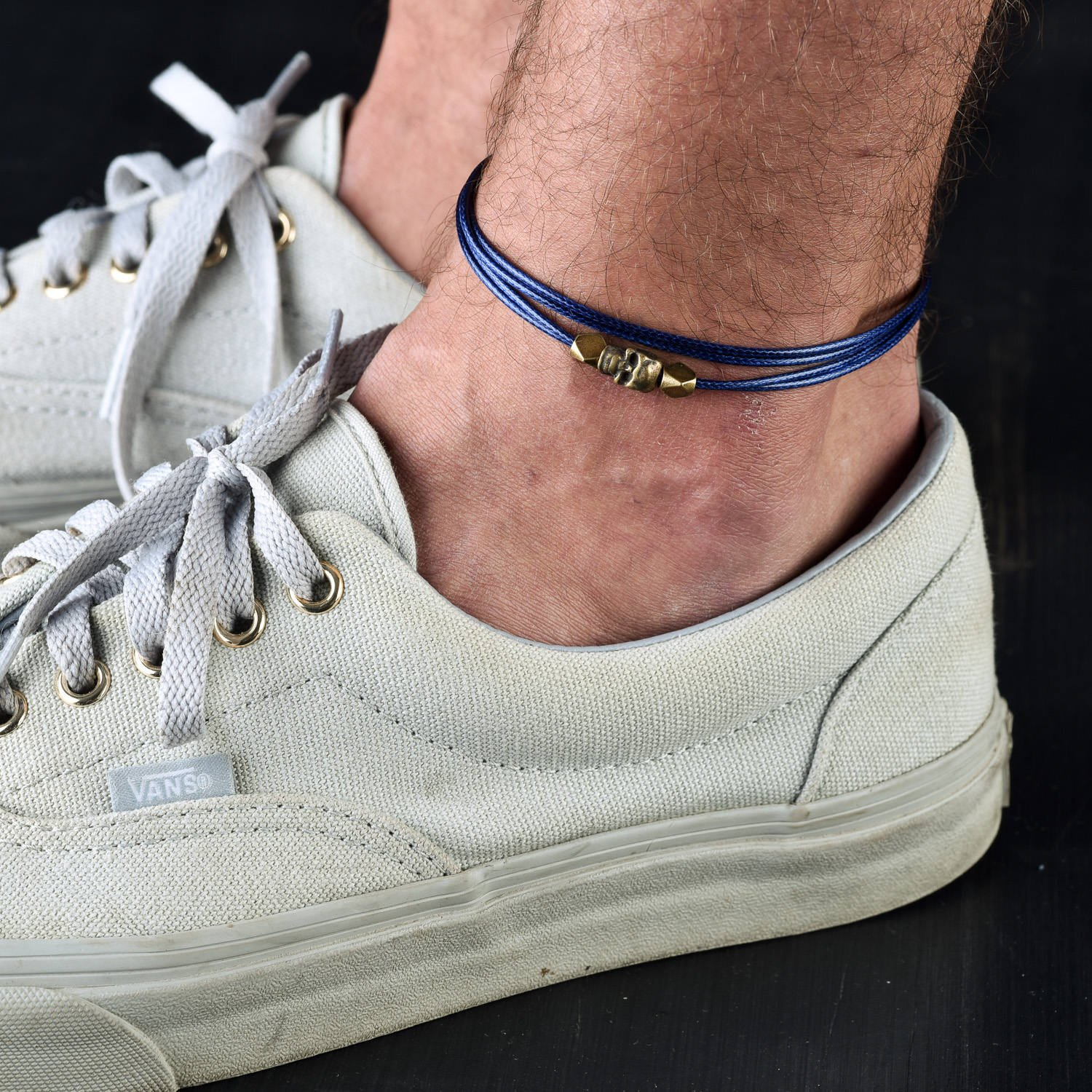 Men's Anklet - Men's Ankle bracelet - Anklet for Men - Ankle Bracelet For Men - Summer Jewelry