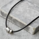 Men's Necklace - Men's Black Necklace - Men's Bead Necklace - Men's Jewelry - Gift For Him