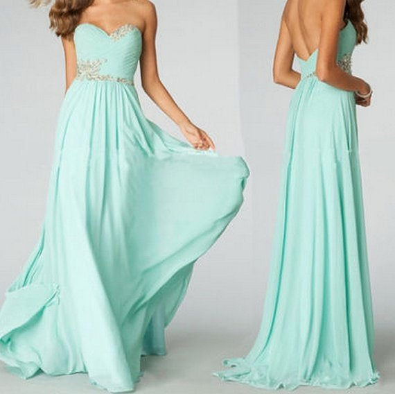 Custom Made Strapless Long Bridesmaid Dresses Formal Evening Dress Prom Party Gown Prom Dresses