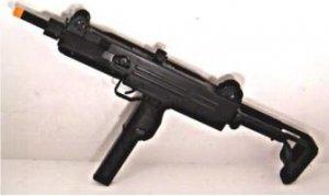 Fully Automatic D-91 Uzi Airsoft Air Soft Machine Gun Auto Electric