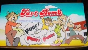 20 Displays Stinky Fart Bombs (1440 Fart Bags) WOW Wholesale Case Special
