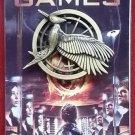 Season 2 Hunger Games Mockingjay Bird Badge Pin