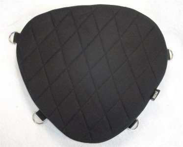 Driver & Passenger Seats Gel Pads Set  for Harley Davidson Superglide Both Seats