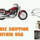 Motorcycle Saddlebags Brackets Set for Honda  Shadow Sabre VT1100C2 New Pair
