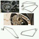 Motorcycle saddlebags Brackets For Harley Davidson Sportster Low & Super Low