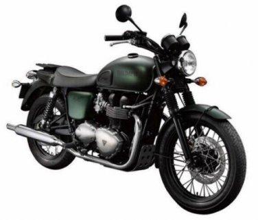 Motorcycle Driver Gel Pad for Triumph Bonneville, SE, T100
