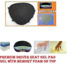 Motorcycle Gel Pad Seat Driver Pad For YAMAHA Stratoliner S & Deluxe Models