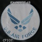 U.S. AIR FORCE MODERN for Biker Motorcycle Vest Jacket Military Back Patches 10""