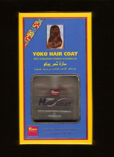 YOKO Hair Coat Hair Treatment for Damaged and Splitting Hair Ends 80ml