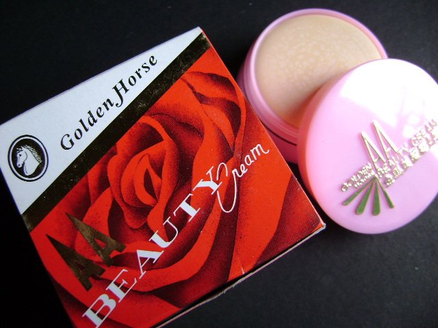 Lot of 2 pcs GOLDEN HORSE Beauty Cream 12g (FREE SHIPPING)