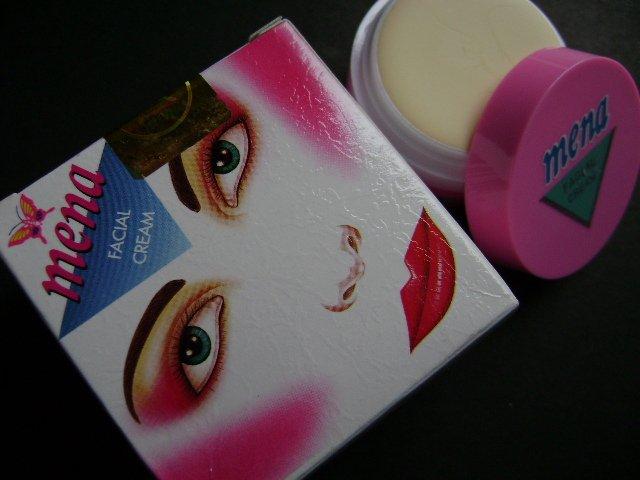 LOT of 4 pcs MENA Facial Cream 3g FREE SHIPPING