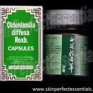 6 bottles Oldenlandia Diffusa Roxb. Capsule x 60 capsules FREE SHIPPING